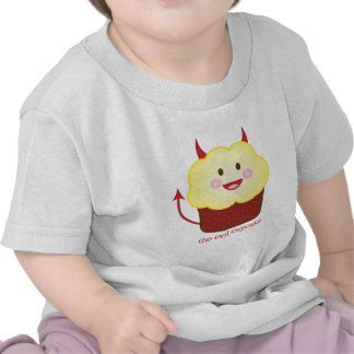 The Evil Cupcake Baby T-Shirt