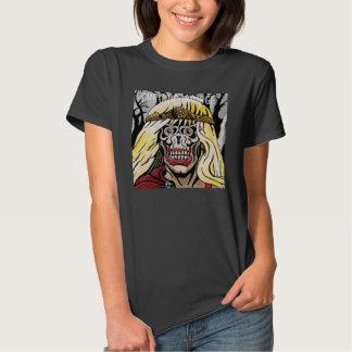 The Evil Dead Girl 2 T-shirt