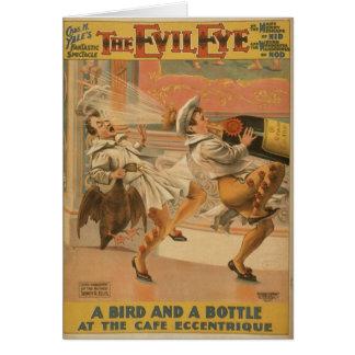 The Evil Eye Card