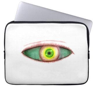 The Evil Eye Computer Sleeve