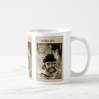 The Evil Eye, 'Nid and Nod trifle with Evil Eye' Coffee Mug