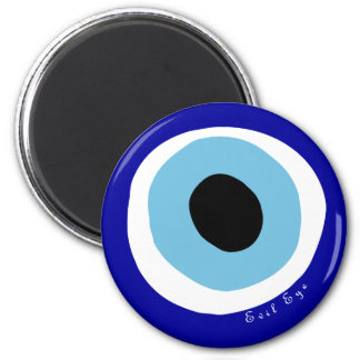 The evil eye refrigerator magnets