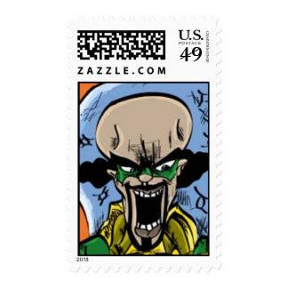 The Evil Miggity stamp 1