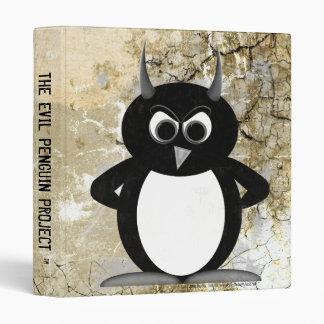 The Evil Penguin Project™ Binders! Binder