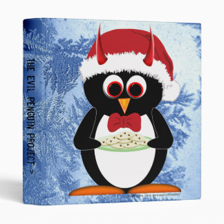 The Evil Penguin Project™ Christmas Binder