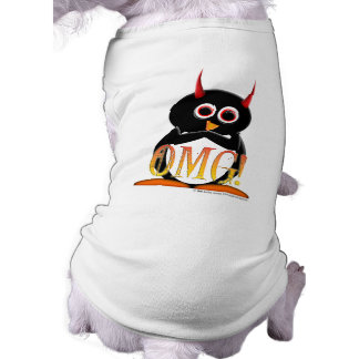 The Evil Penguin Project TM Dog Shirt