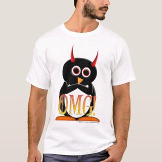 The Evil Penguin Project TM Womans shirt