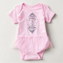 The Evil Queen | Objects in Mirror Baby Bodysuit