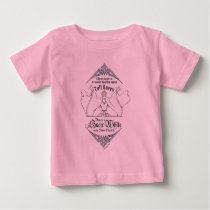 The Evil Queen | Objects in Mirror Baby T-Shirt