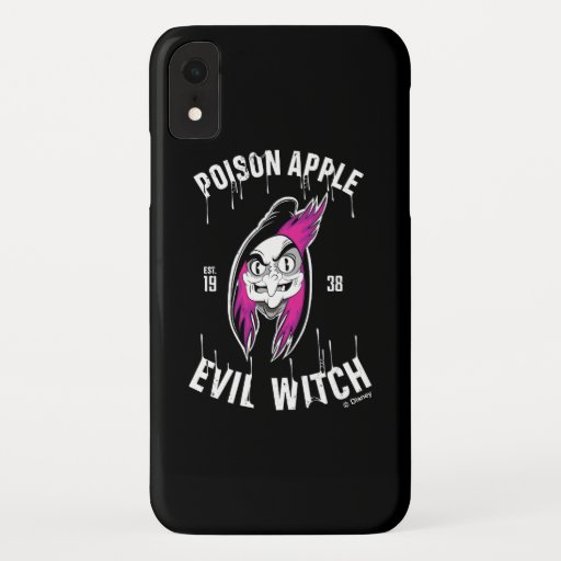 The Evil Queen | Poison Apple Evil Witch iPhone XR Case