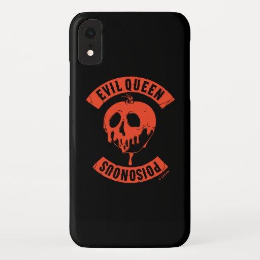 The Evil Queen   Poisonous iPhone XR Case