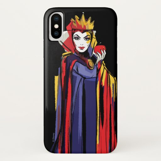 The Evil Queen | Pose With Apple iPhone X Case