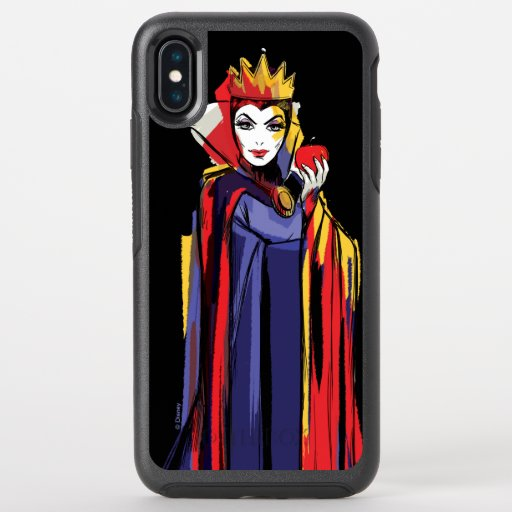 The Evil Queen | Pose With Apple OtterBox Symmetry iPhone XS Max Case