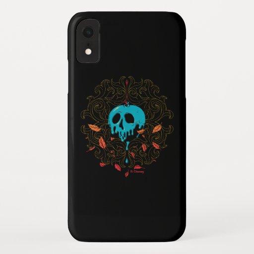The Evil Queen   Skull Apple Design iPhone XR Case
