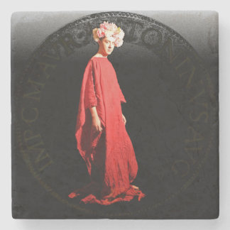 The evocation of Elagabalus Stone Coaster