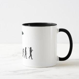 The Evolution Conspiracy Mug