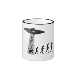 The Evolution Conspiracy Mugs