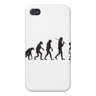 The Evolution Of Alien Cover For iPhone 4