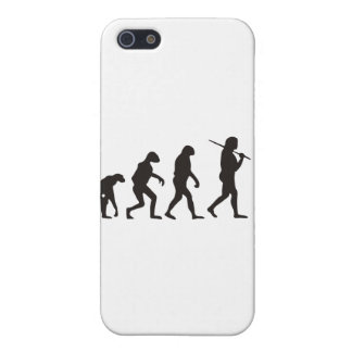 The Evolution Of Alien Cover For iPhone SE/5/5s