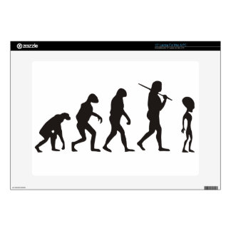 The Evolution Of Alien Decals For Laptops