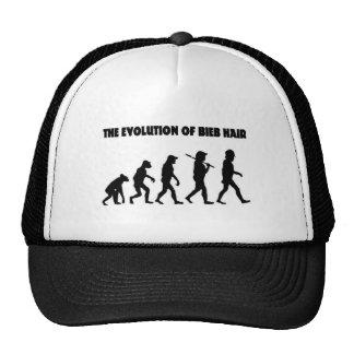 The Evolution of B Hair Trucker Hat