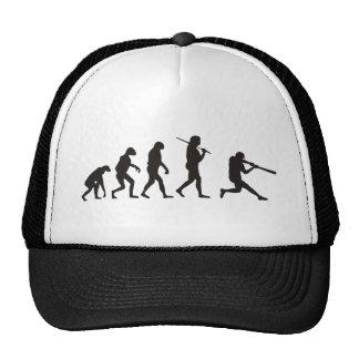 The Evolution Of Baseball Batter Mesh Hat