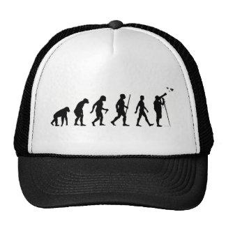 The evolution of birding cap