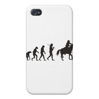 The Evolution Of Cowboy Cover For iPhone 4