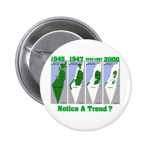 The Evolution of Palestine Buttons