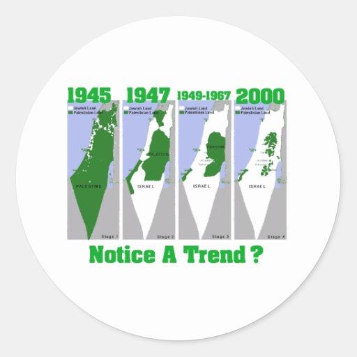 The Evolution of Palestine Stickers
