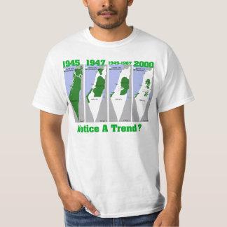 The Evolution of Palestine T-Shirt