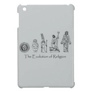 The Evolution of Religion iPad Mini Cover