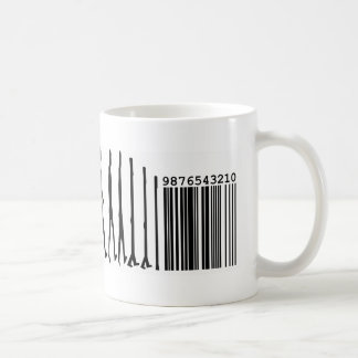 The Evolution of the Commodification of Man Classic White Coffee Mug