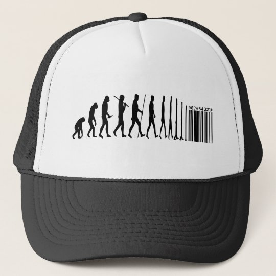 The Evolution of the Comodification of Man Trucker Hat
