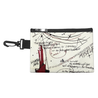 The evolution of time accessory bag