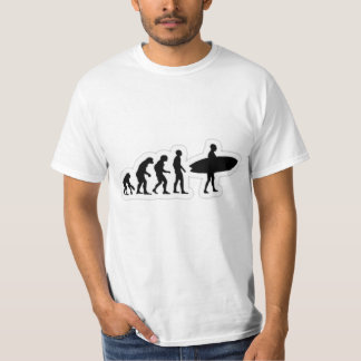 The Evolutionary Surfer T Shirts