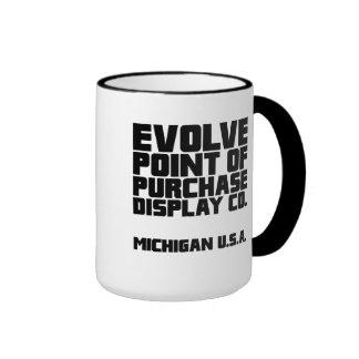 The evolve Mug