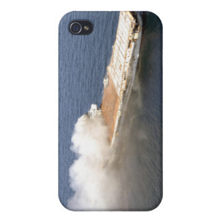 The ex-Oriskany, a decommissioned aircraft carr Cases For iPhone 4