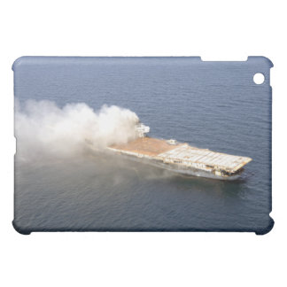 The ex-Oriskany, a decommissioned aircraft carr iPad Mini Case
