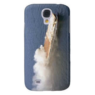 The ex-Oriskany, a decommissioned aircraft carr Samsung Galaxy S4 Cover