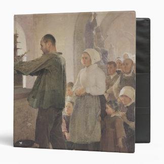 The Ex Voto, 1898 3 Ring Binder