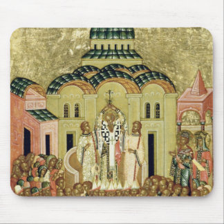 The Exaltation of the Cross Mouse Pad
