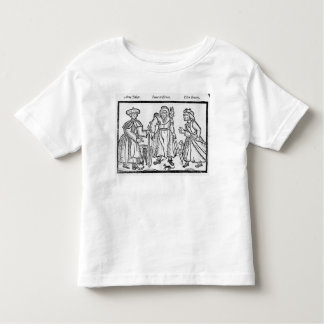 The Examinations of Anne Baker, Joanne Tee Shirt