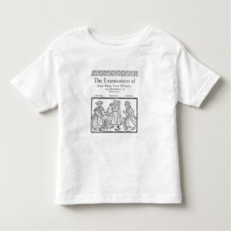 The Examinations of Anne Baker, Joanne Willimot T Shirt