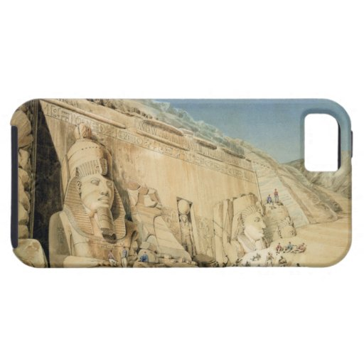 The Excavation of the Great Temple of Ramesses II, iPhone 5 Cover