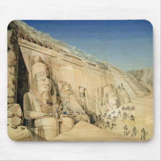 The Excavation of the Great Temple of Ramesses II, Mouse Pad
