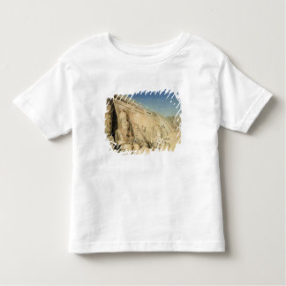 The Excavation of the Great Temple of Ramesses II, Toddler T-shirt