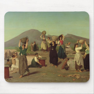 The Excavations at Pompeii, 1865 Mouse Pad