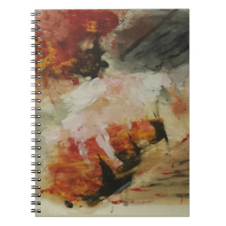 """The Exceptional Work of Prison Artist,  """"REO"""" Spiral Notebook"""