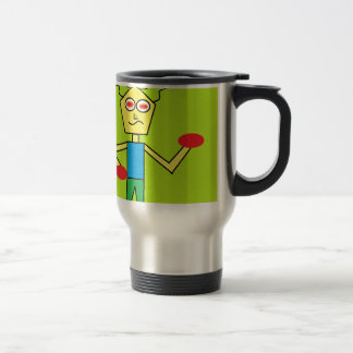 the excited dude travel mug